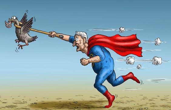 Суперменам посвящается