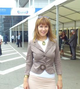 Милена Мирра инвестиционный форум Сочи 2015